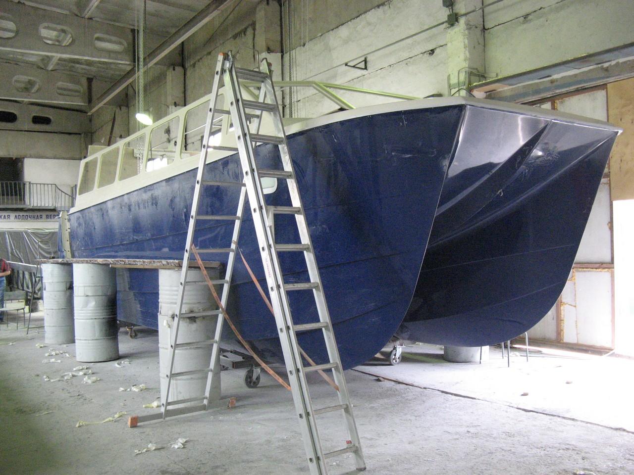 изготовление лодок в пскове