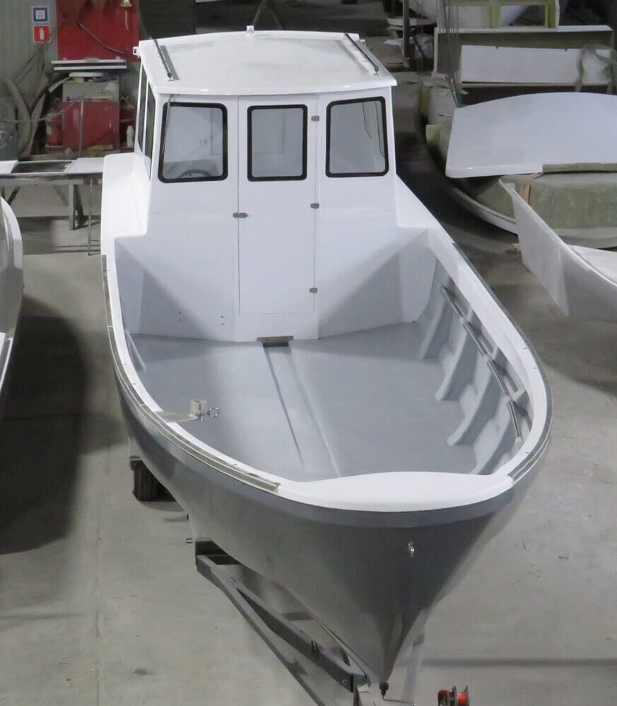 Производство лодок в ленинграде